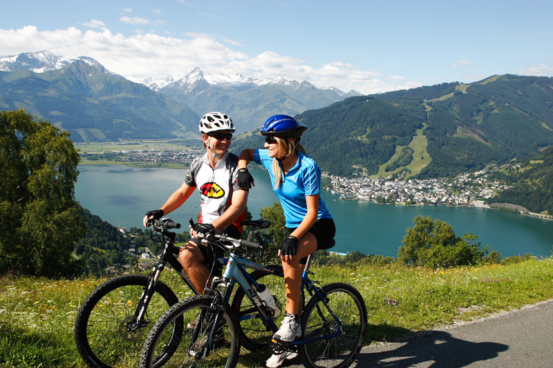 Biken in Zell am See - Kaprun