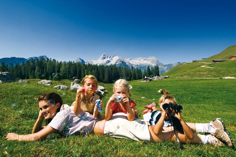 Salzburger Land Familienurlaub