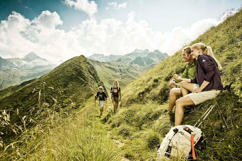 Wandern Kitzsteinhorn