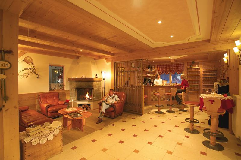Bar Park Hotel Villa Etschland