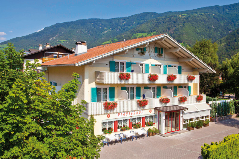 3-Sterne Park Hotel Plauserhof