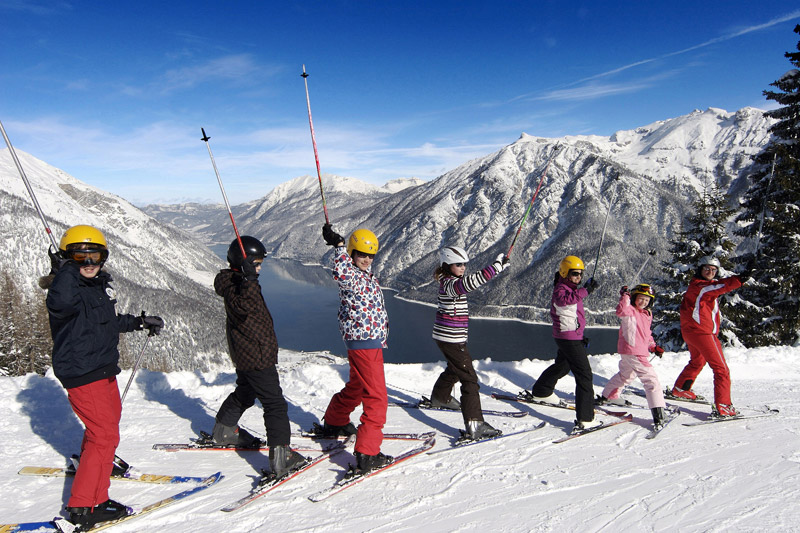 Familien-Skiregion Achensee