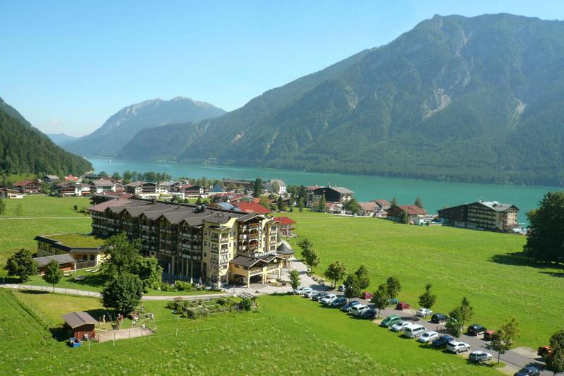 Sommerurlaub im Hotel Der Wiesenhof am Achensee