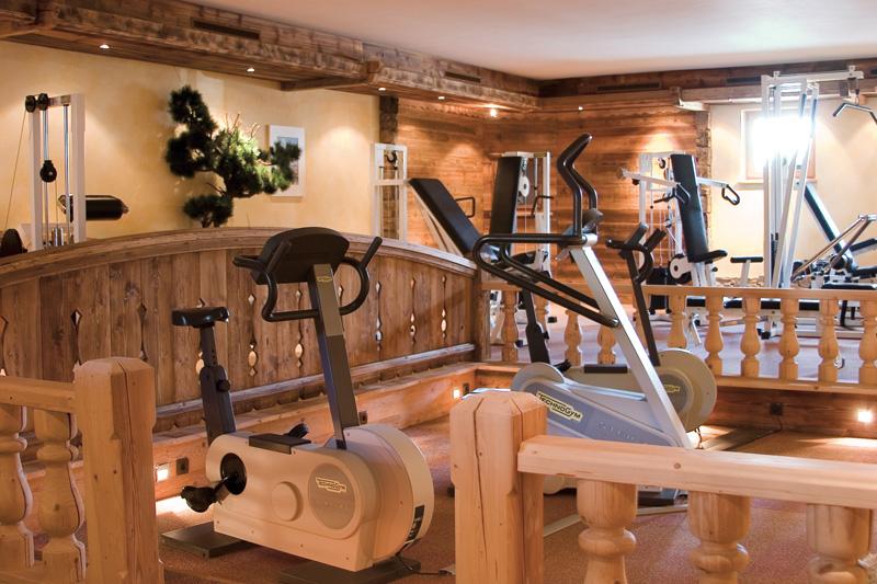 Wirlerhof Fitnessraum