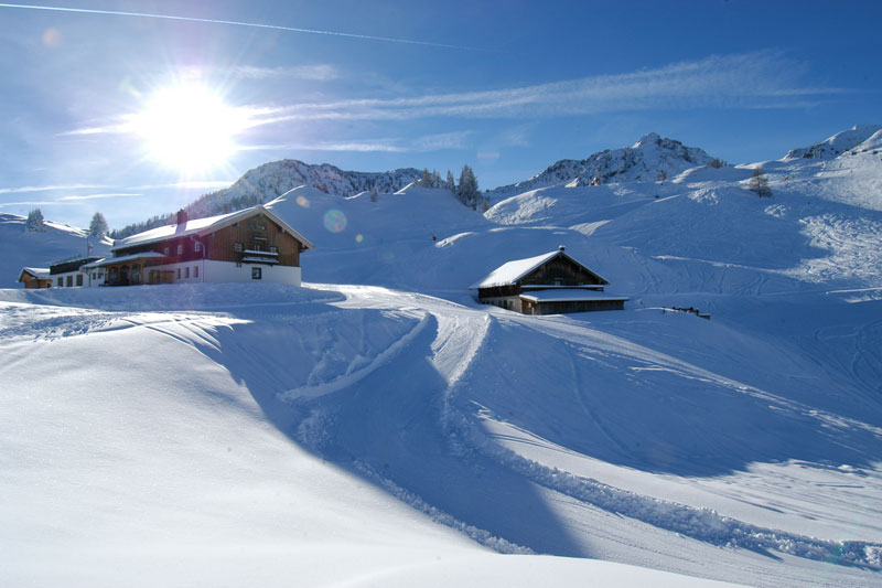 Winterurlaub in den Kitzbüheler Alpen - PillerseeTal/ Tirol