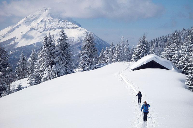 Winterwandern im PillerseeTal