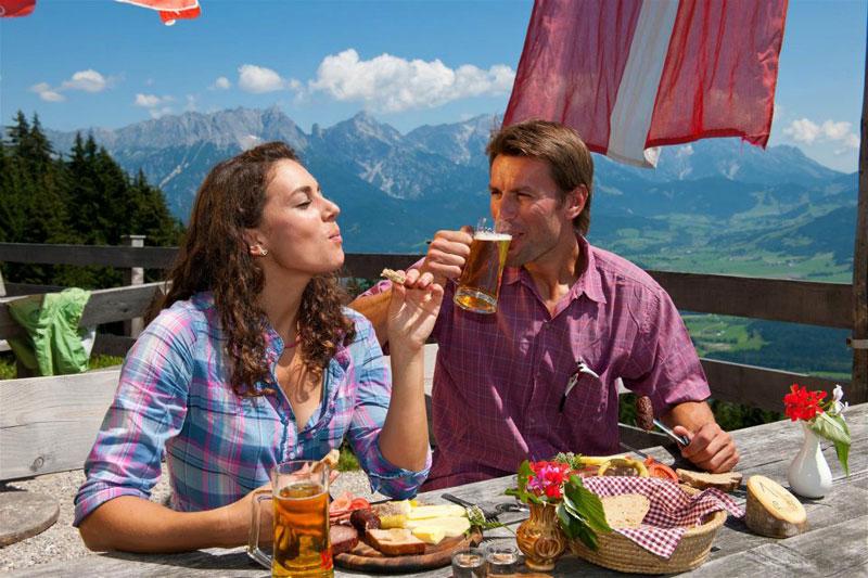 Genussurlaub in Österreich