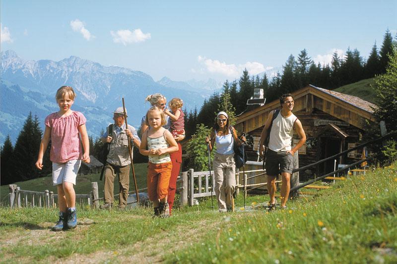 Familienurlaub in Maishofen - Zell am See - Saalbach