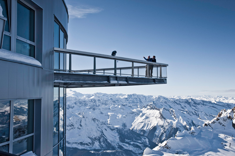 Highlight am Kitzsteinhorn die Gipfelwelt 3000