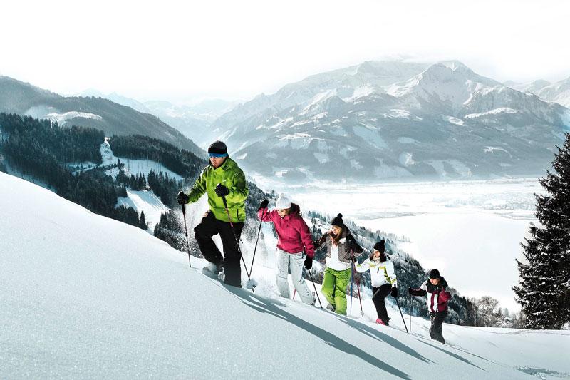 Winterwandern in Zell am See - Kaprun