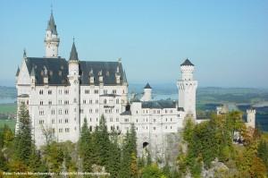 Sehenswürdigkeiten in Bayern: Schloss Neuschwanstein