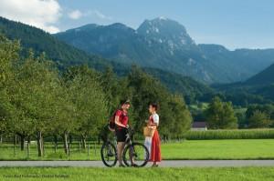 Sommer-Aktivurlaub in Bayern