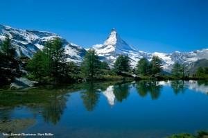 Sehenswürdigkeiten in der Schweiz: Matterhorn