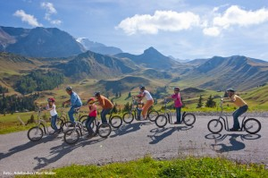 Sommer-Aktivurlaub in der Schweiz