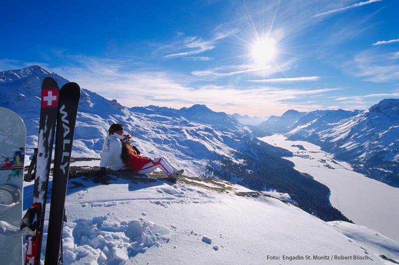 Winter-Aktivurlaub in der Schweiz