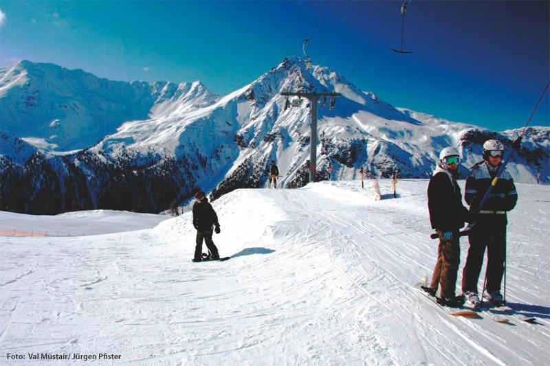 Skiurlaub in Ischgl-Samnaun