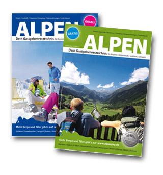 Der ALPenjoy-Katalog für Sommer und Winter