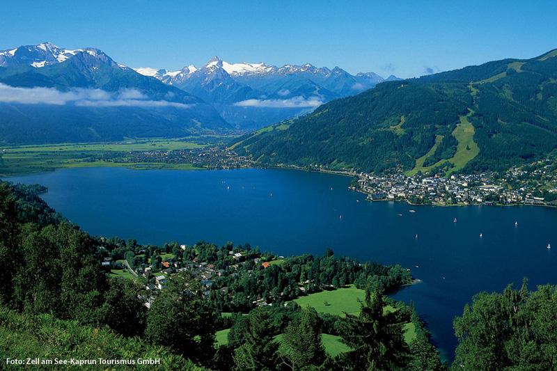 Sommerurlaub in der Urlaubsregion Zell am See-Kaprun, Salzburger Land, Österreich