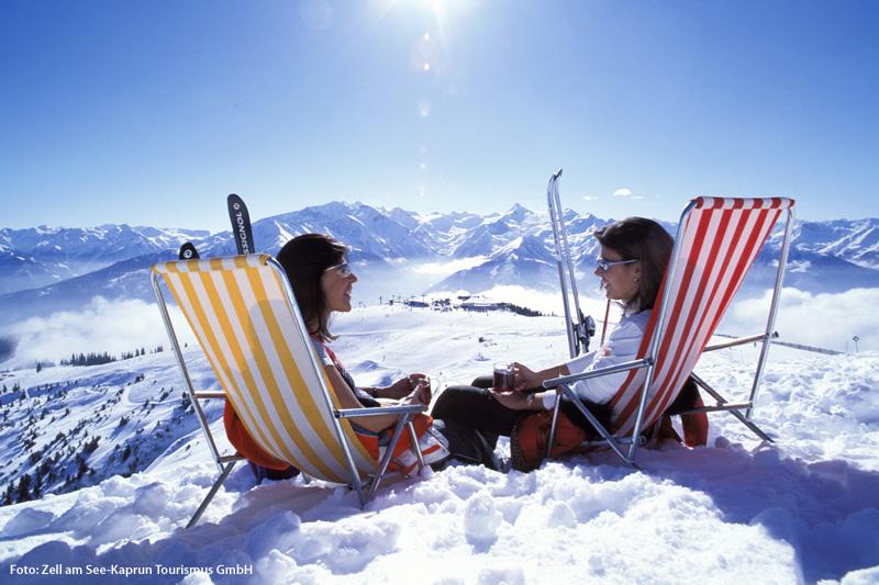 Winterurlaub in der Urlaubsregion Zell am See-Kaprun, Salzburger Land, Österreich