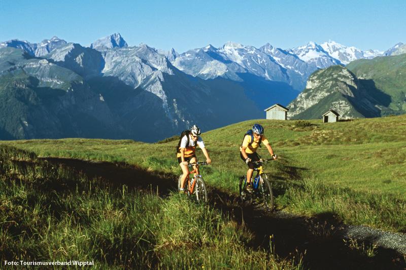 Mountainbiketour im Wipptal