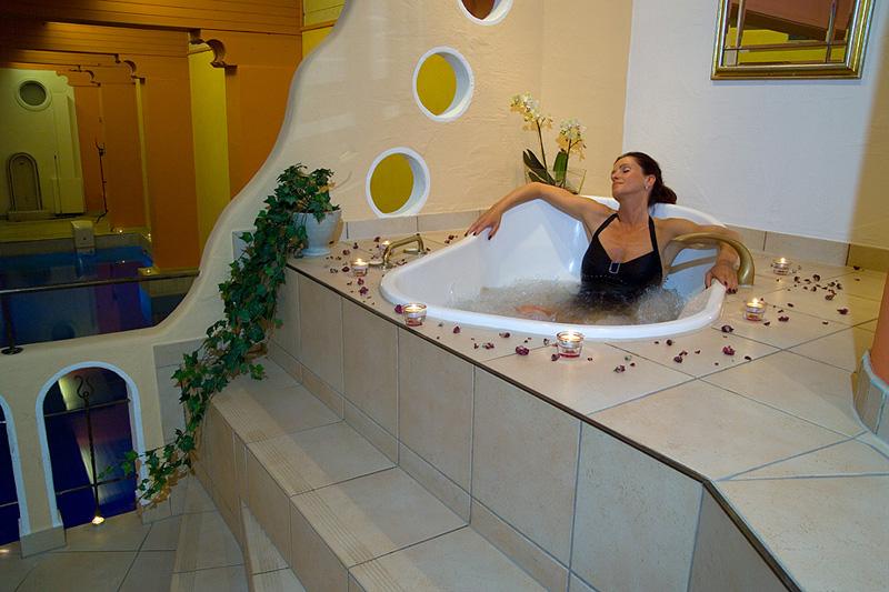 Massagen-  und Bäder im Hotel Erlebach