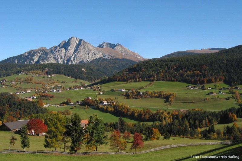 Herbsturlaub in Hafling/ Meraner Land