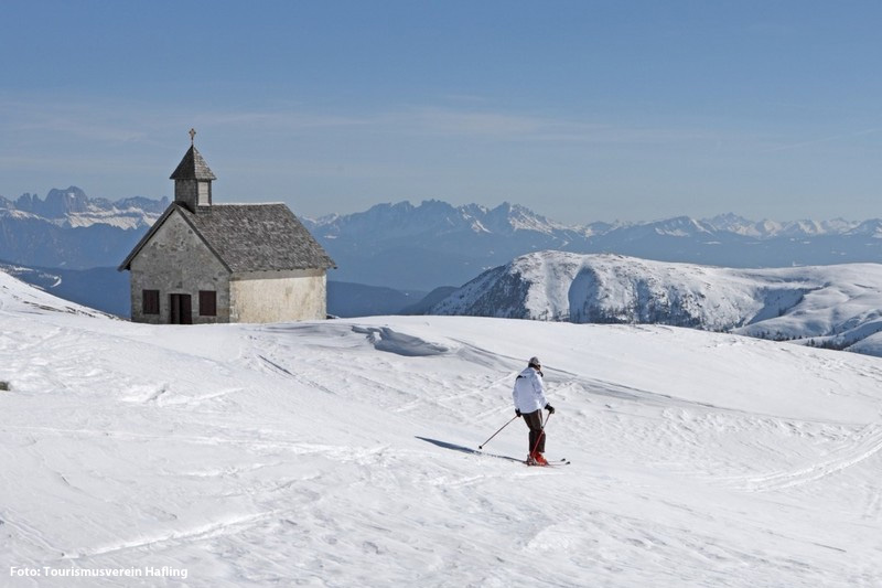 Skiurlaub in Hafling/ Meran 2000