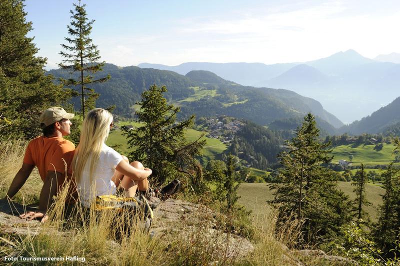 Sommerurlaub in Hafling