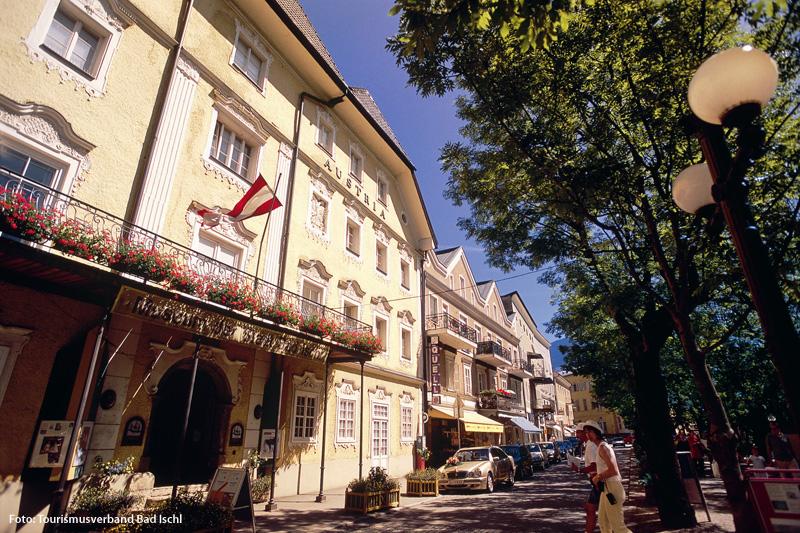 Kultururlaub in Bad Ischl