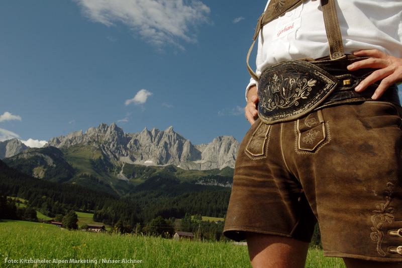 Sommerurlaub in den Kitzbüheler Alpen/ Tirol