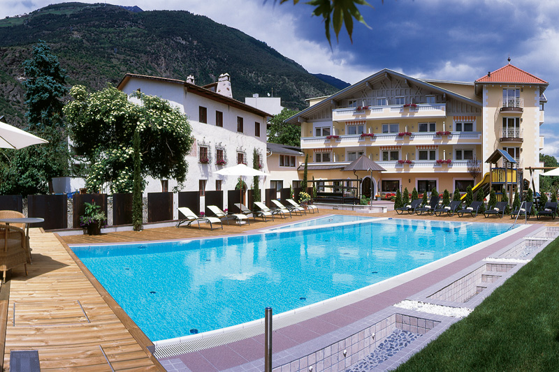 Sommerurlaub im Hotel Matillhof im Martelltal/ Südtirol