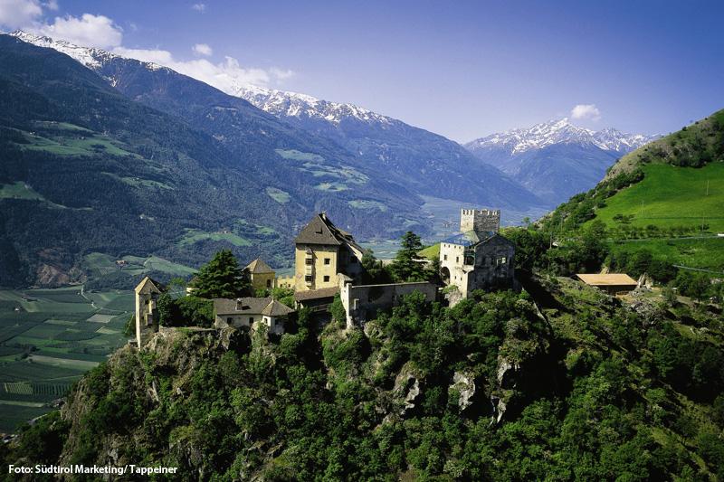 Sommerurlaub im Vinschgau