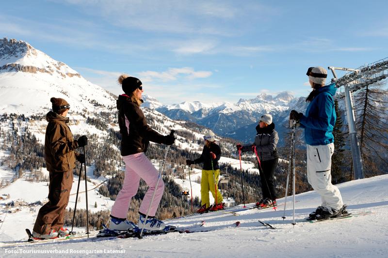 Dolomiten-Skitour