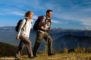 Wander-Kurzurlaub in den Alpen