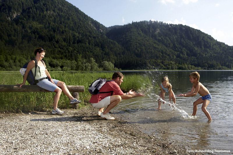 Familienurlaub in Ruhpolding