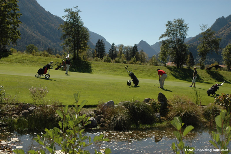 Golfclub Ruhpolding (18-Loch-Platz)