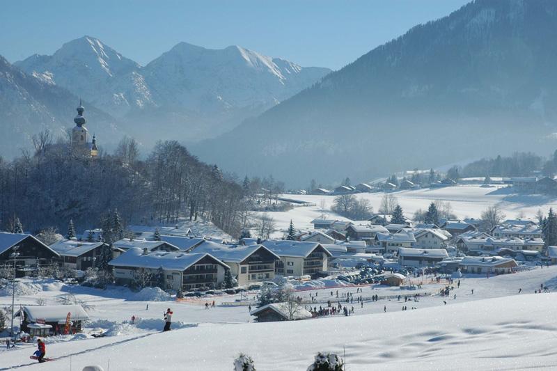 Winterurlaub in Ruhpolding im Chiemgau