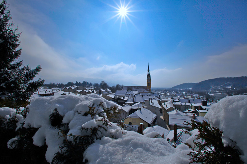 Winterurlaub in Bad Tölz