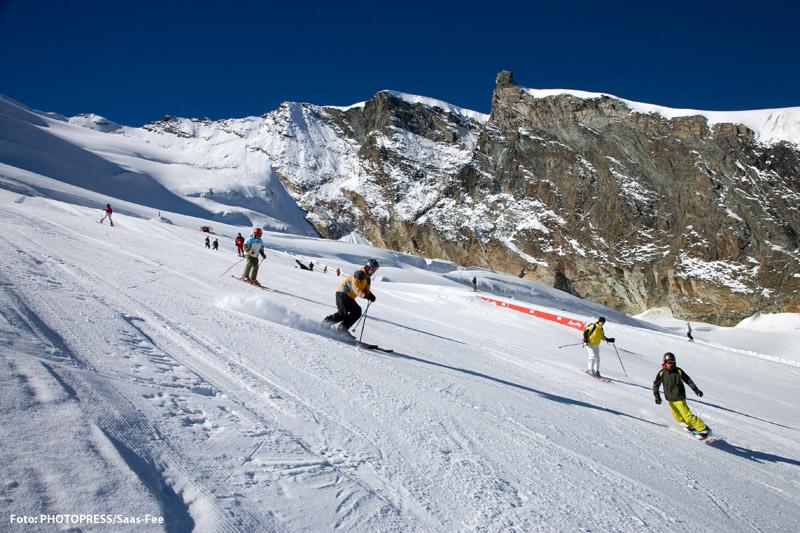 Ski-in & Ski-out Hotel in Saas-Fee/ Wallis