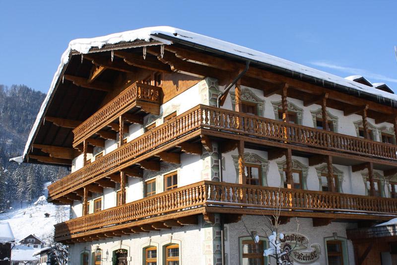 Winterurlaub im Hotel Keindl