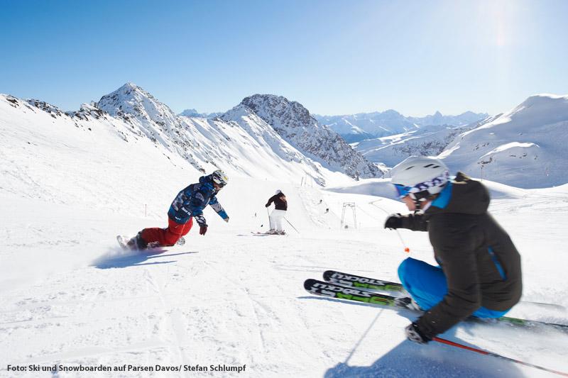 Winterpauschalen inklusive Skipass