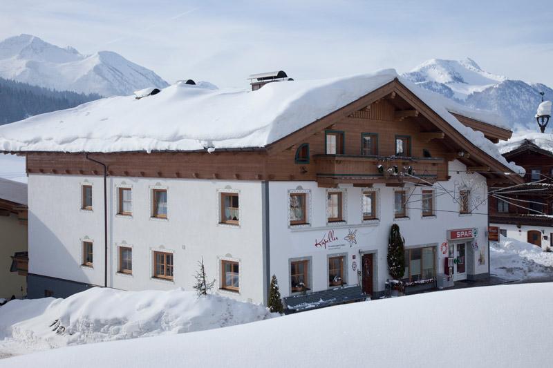 Winterurlaub im Haus Kapeller im PillerseeTal