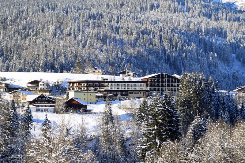 Winterurlaub im Hotel Erlebach im Kleinwalsertal