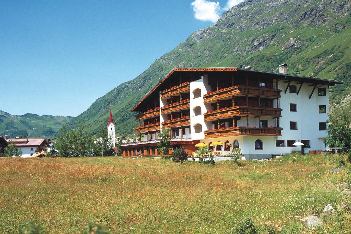 Sommerurlaub im Alpenhotel Tirol in Galtür/ Tirol