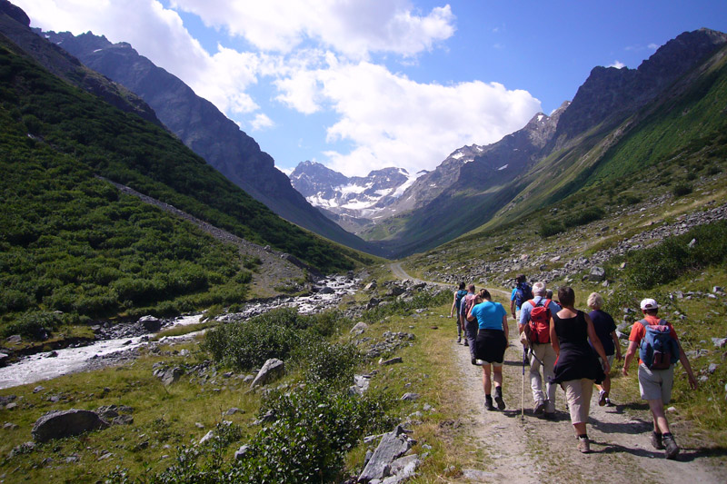 Wanderurlaub in Galtür