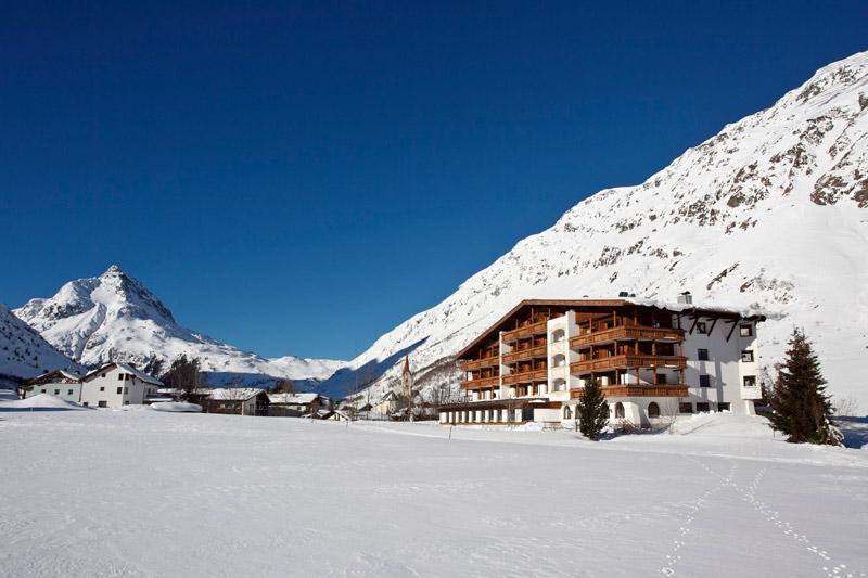 Winterurlaub im Alpenhotel Tirol