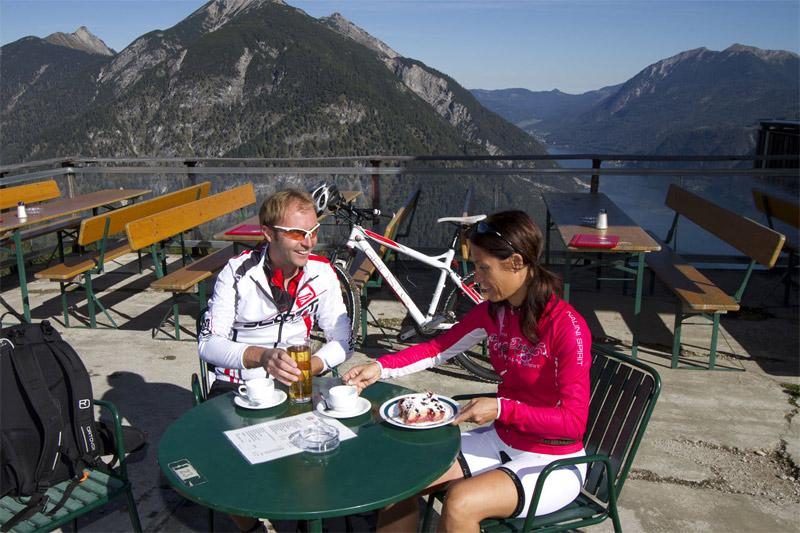 Radurlaub in Tirol