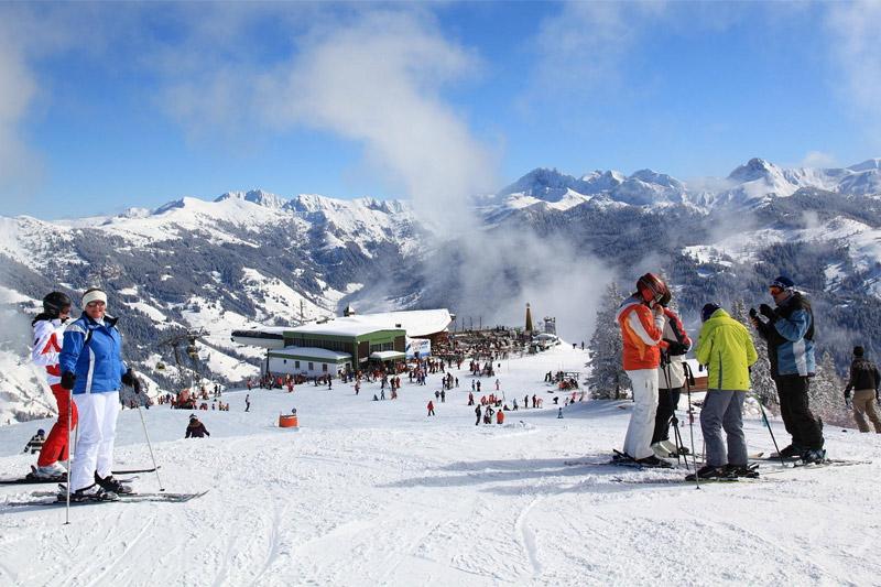 Skigebiet Grossarltal-Dorfgastein  - Ski amadé