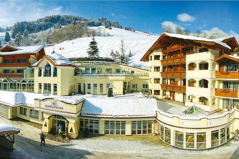 Winterurlaub im Hotel Edelweiß Großarl