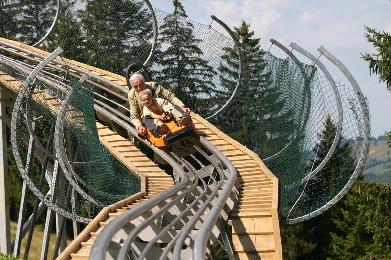 Sommerrodelbahn Alpsee Coaster